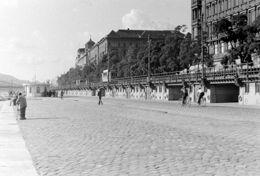 1937, Ferenc József rakpart , 5. kerület