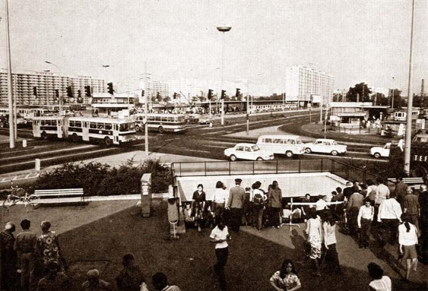 1976-1977, Örs vezér tere,  10. és 14. kerület
