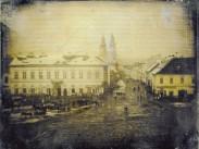1844, Heu Markt (Széna piac), (Kálvin tér), 4. (1950-től 5.) kerület