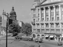 1954, Deák Ferenc tér, 6. kerület