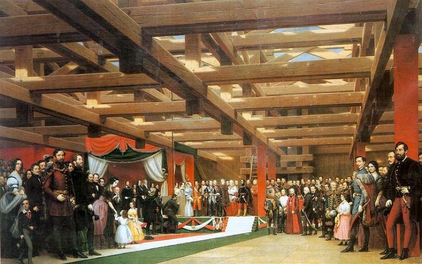 1842, Obere Donau Zeile (Felső Duna sor) (Széchenyi István tér) , 4. (1950-től 5.) kerület