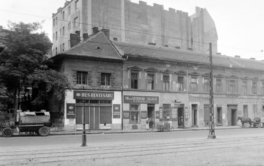 1959, Baross utca 123., 8. kerület
