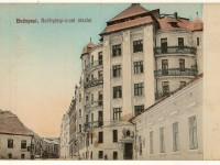 1920-as évek, Batthyányi (Batthyány) utca, 1. kerület