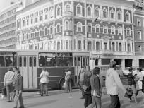 1980, Blaha Lujza tér, 8. kerület