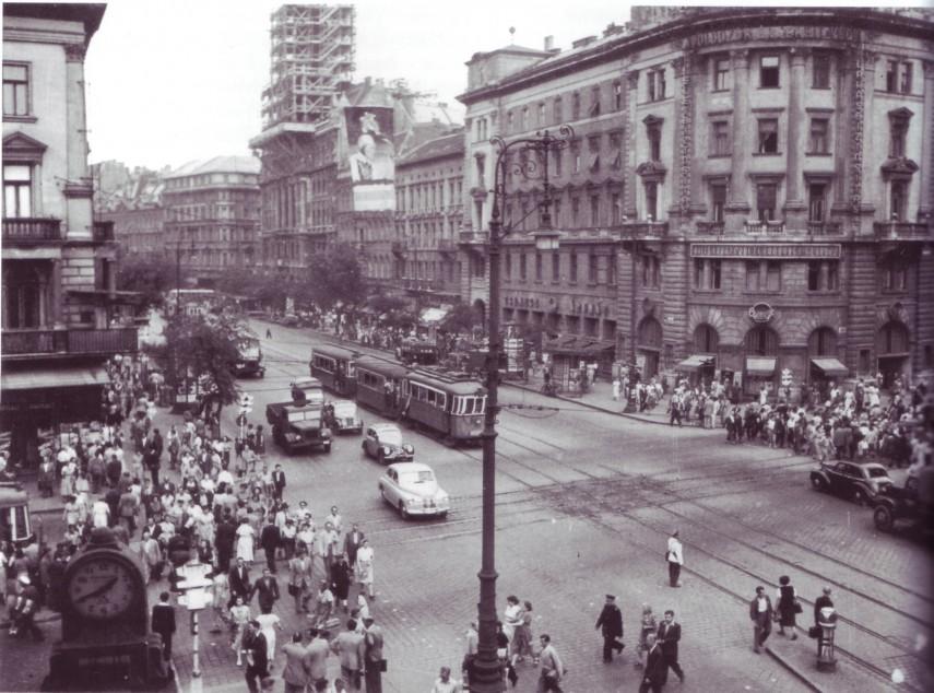 1950-es évek, Lenin körút, 7. kerület