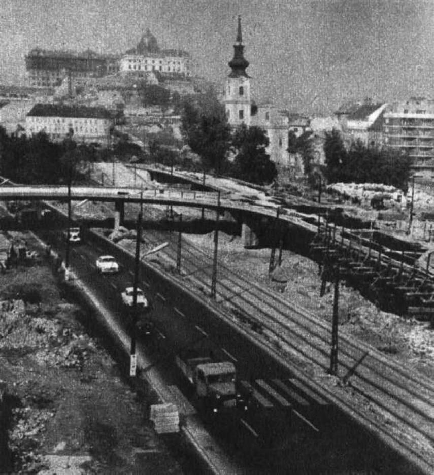 1963. Krisztina körút, 1. kerület