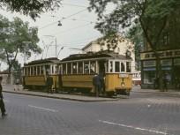 1972, A Váci út legeleje, 6. kerület
