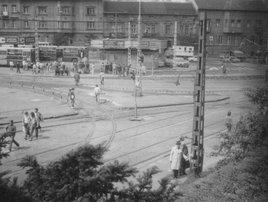 1986, Moszkva tér, 2. kerület