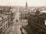 1950-es évek, Felszabadulás tér , 5. kerület