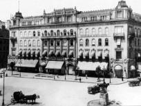 1920 táján, Gizella (Vörösmarty) tér, 5. kerület