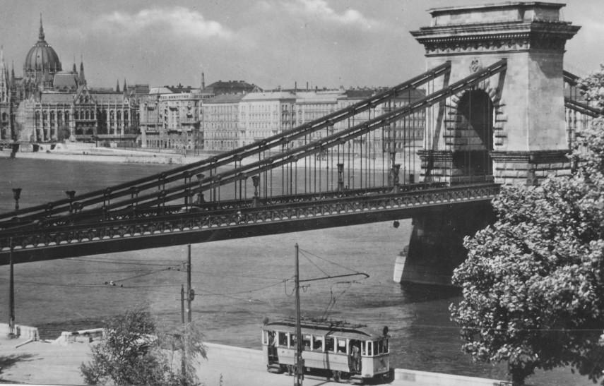 1960, Budai alsó rakpart, 1. kerület