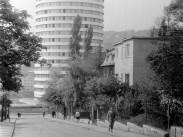 Moszkva tér és környéke, Lórántffy Zsuzsanna utca 1968, 2. kerület