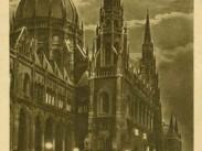 1920, az Országház, 4., (1950-től) 5. kerület