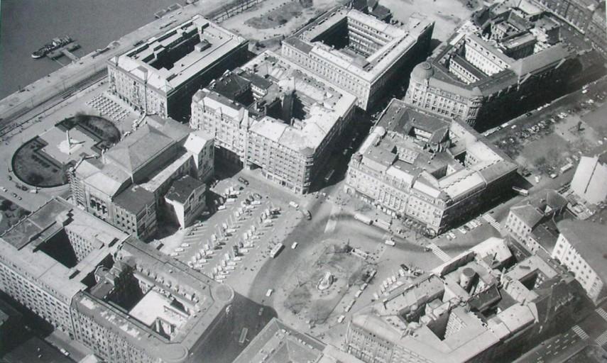 Belváros, Belváros 1960-1970, 5. kerület