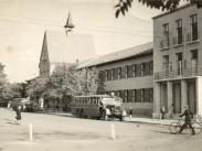 1930-as évek, Csepel, Szent Imre tér, 1950-től 21. kerület