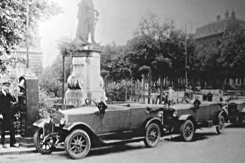 1924, Körönd, 6. kerület