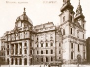 1900-as évek eleje, Egyetem tér, 4., (1950-től) 5. kerület
