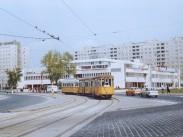1980 táján, Flórián tér, 3. kerület