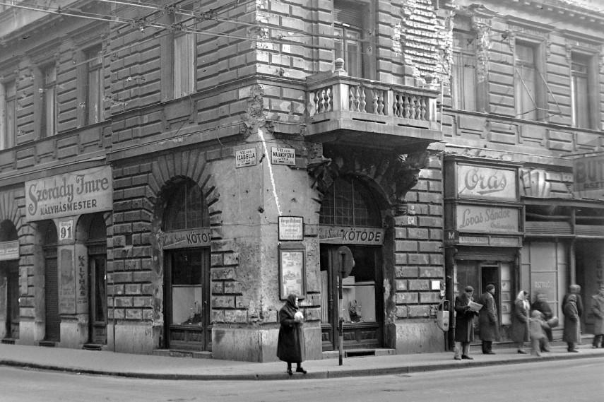 1959, Majakovszkij (Király) utca, 7. kerület