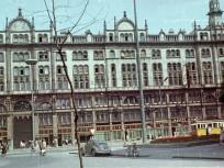 1965, Felszabadulás tér (Ferenciek tere), 5. kerület