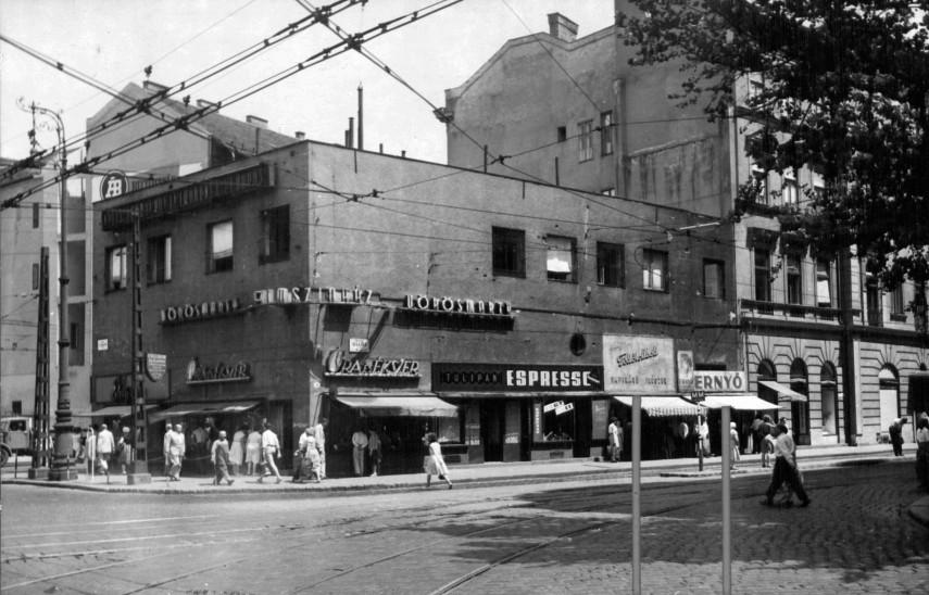 1961, Üllői út, 8. kerület