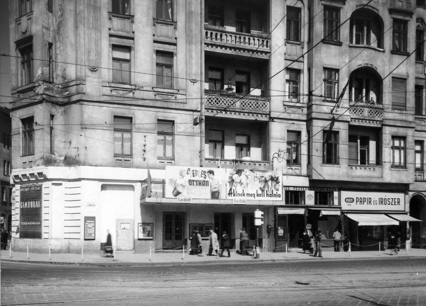 1958, Mártírok útja (Margit körút), 2. kerület