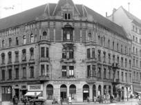 1957, Mártírok útja (Margit körút) a Frankel Leó útnál, 2. kerület
