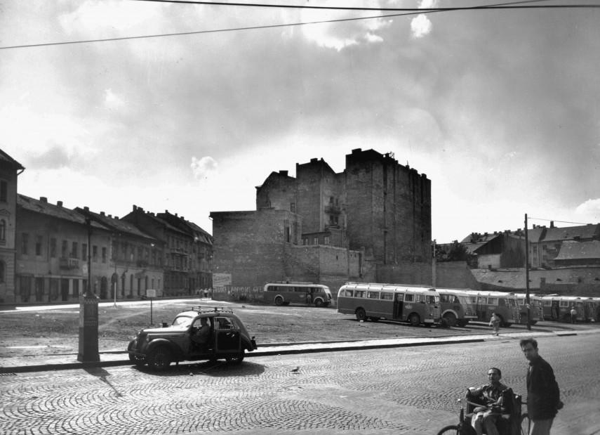 1954, Lövőház utca, 2. kerület