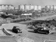 1959, Az Ifjúmunkás utca és a Hurok utca kereszteződése, 9. kerület