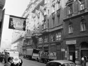 1961, Dohány utca a Síp utca felől, 7. kerület