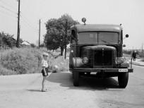 1961, Budaörsi út a Szent Kristóf utcánál, 11. kerület