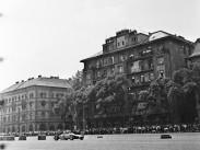 1963, Dózsa György út, 7. kerület