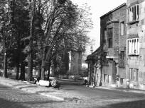 1974, Donáti utca a Toldy Ferenc utcánál, 1. kerület