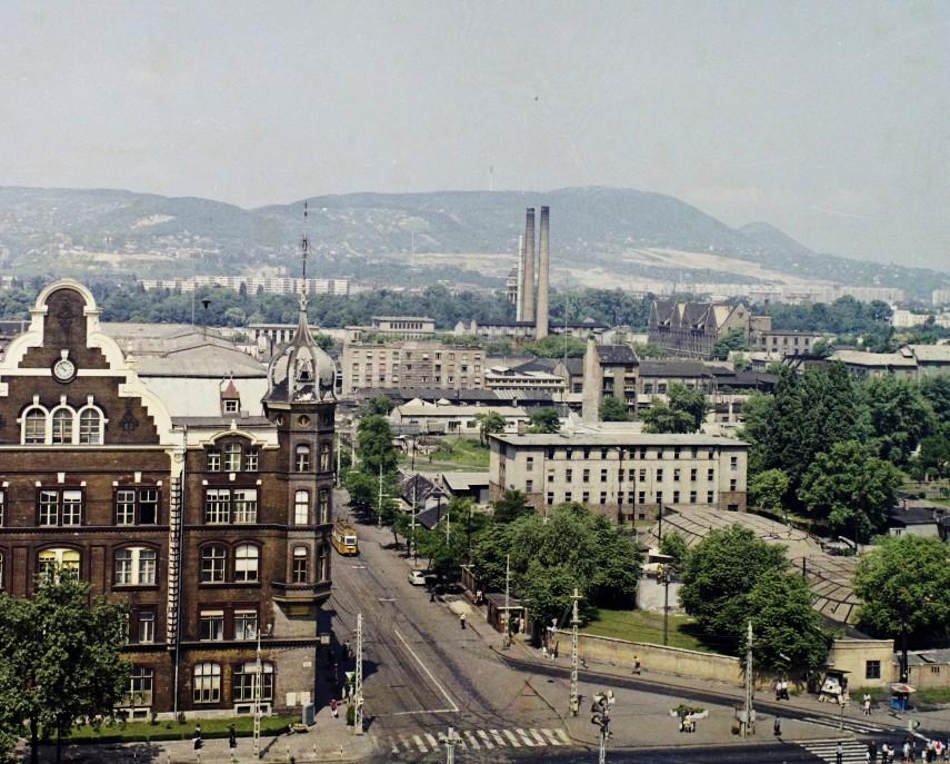 1972, Dráva utca, 13. kerület