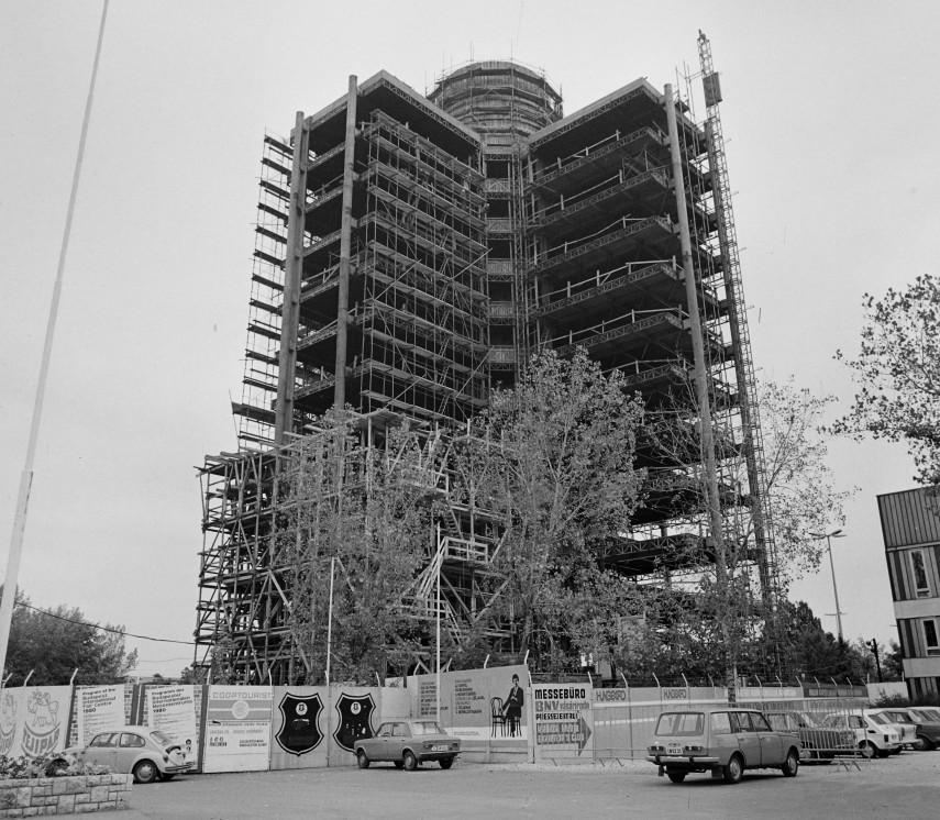 1979, Dobi István (Albertirsai) út (EXPO tér), 10. kerület