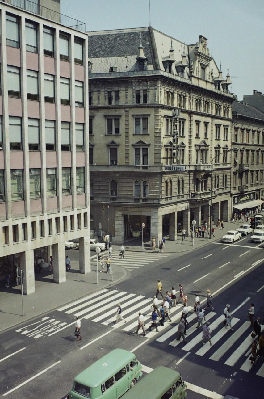 1974, Rákóczi út, 7. kerület