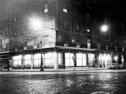 1964, Kossuth Lajos utca a Múzeum körútnál, 5. kerület