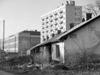 1978, Hámán Kató (Haller) utca a Tűzoltó utcánál, 9. kerület