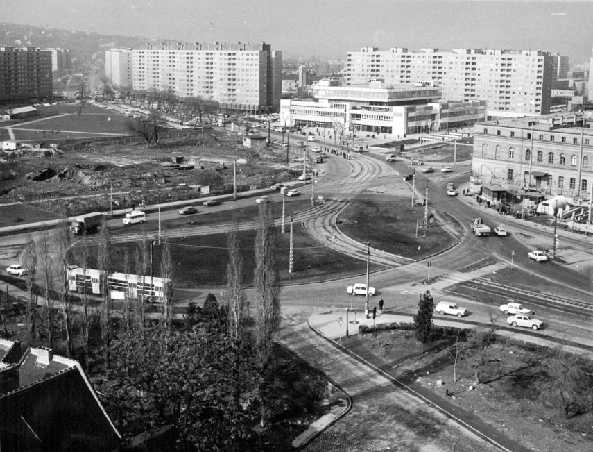 1981, Flórián tér, 3. kerület
