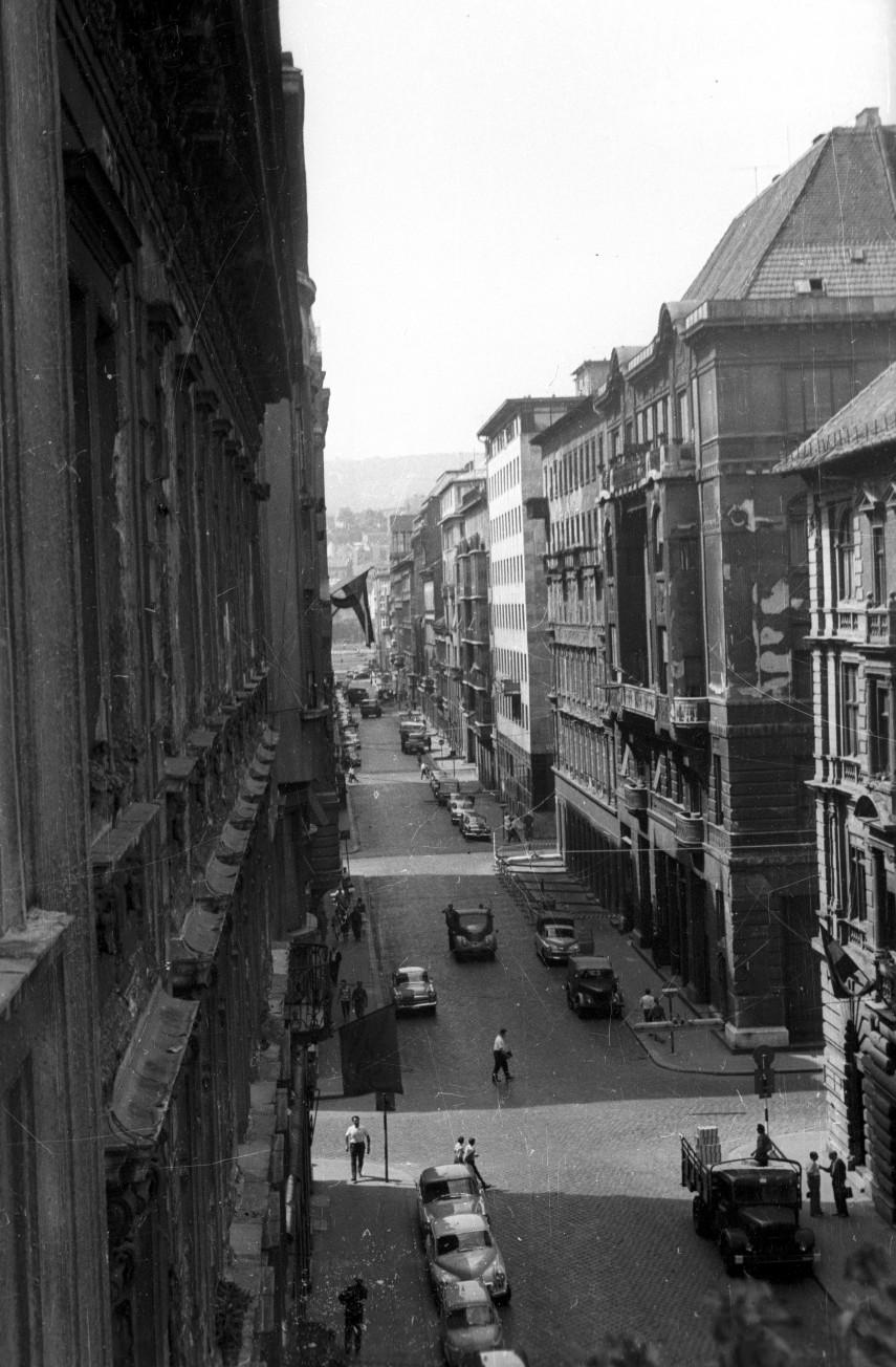 1959, Arany János utca, 5. kerület
