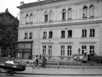 1958, Marx ( Nyugati) tér, 6. kerület