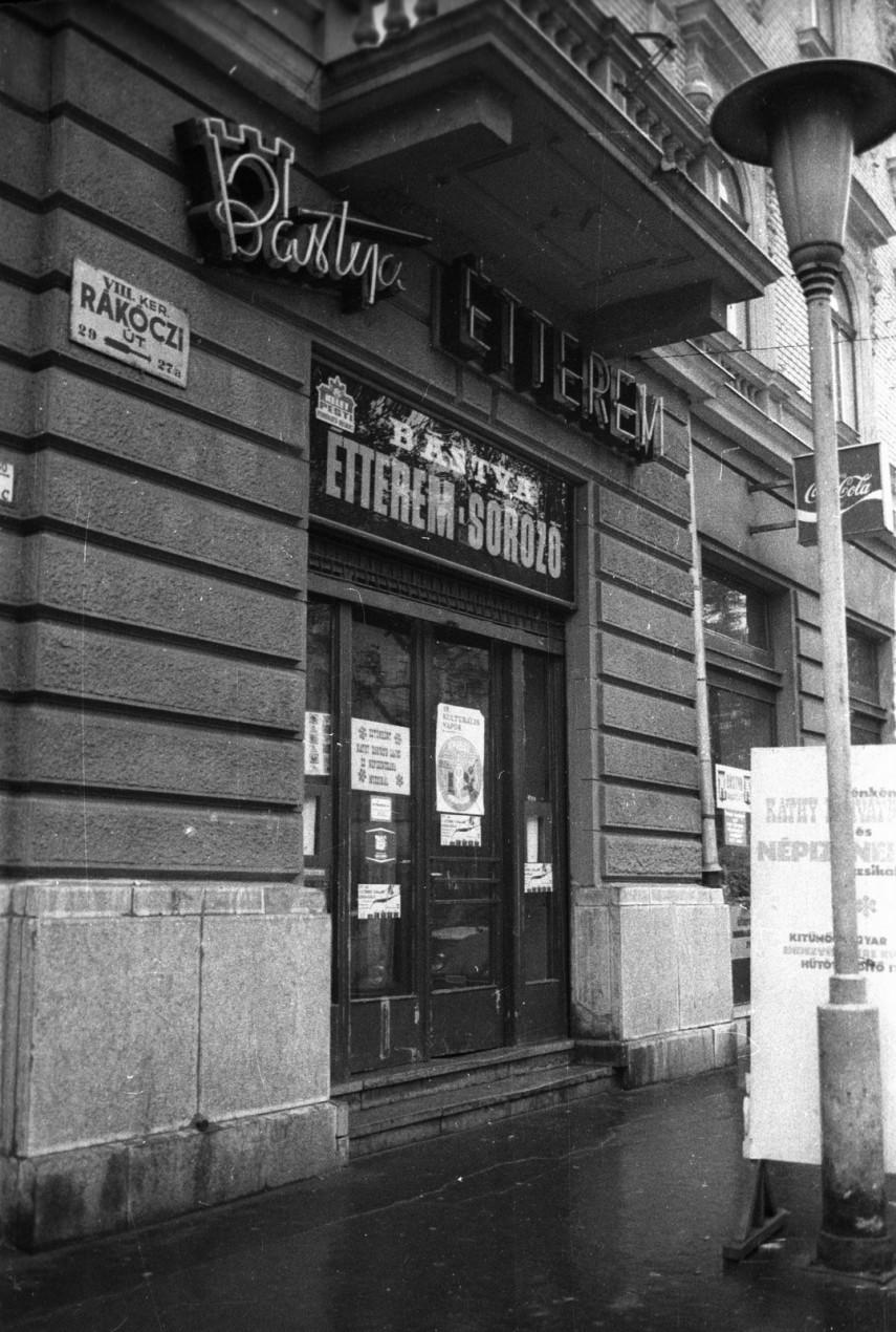 1979, Rákóczi út, 8. kerület