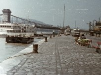 1968, Pesti alsó rakpart (Jane Haining rakpart), 5. kerület