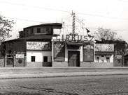 1952, Állatkerti körút, a Fővárosi Nagycirkusz, 14. kerület