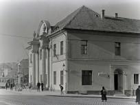 1935, Széna tér a Görgey Artúr (Varsányi Irén) utca sarok, 2. kerület
