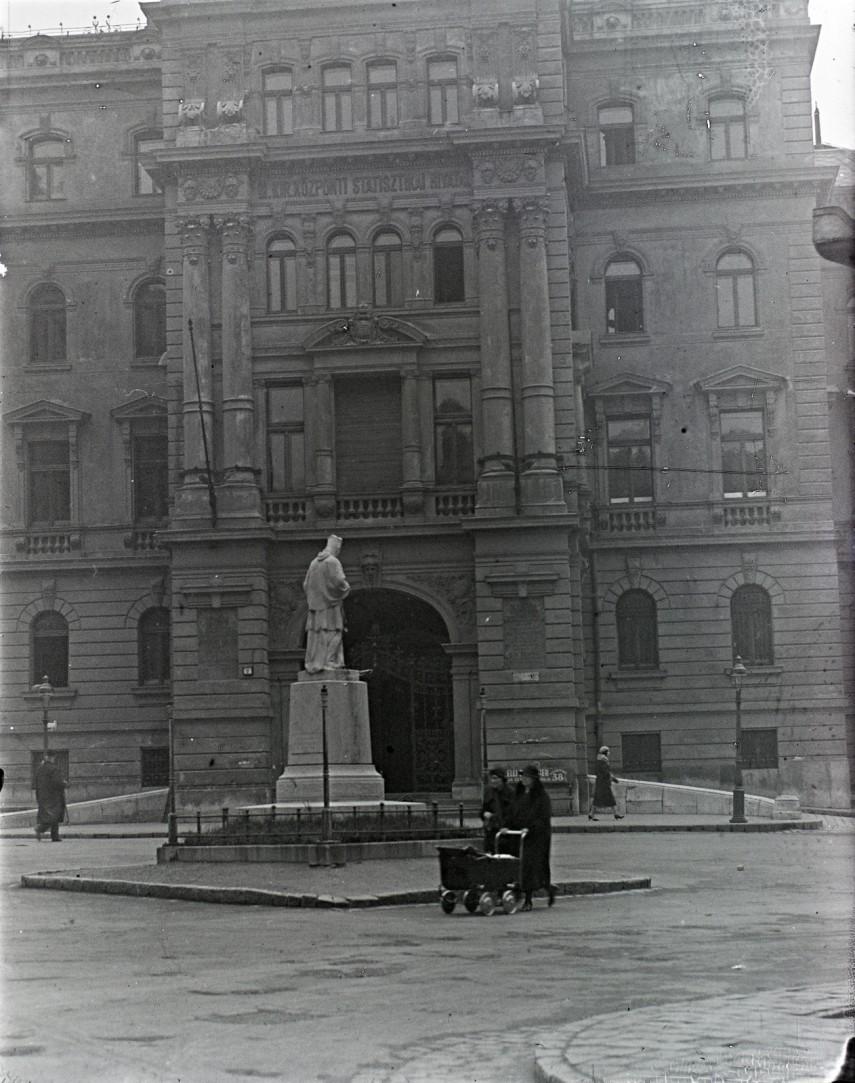 1935, Bimbó út a Keleti Károly utcánál, 2. kerület