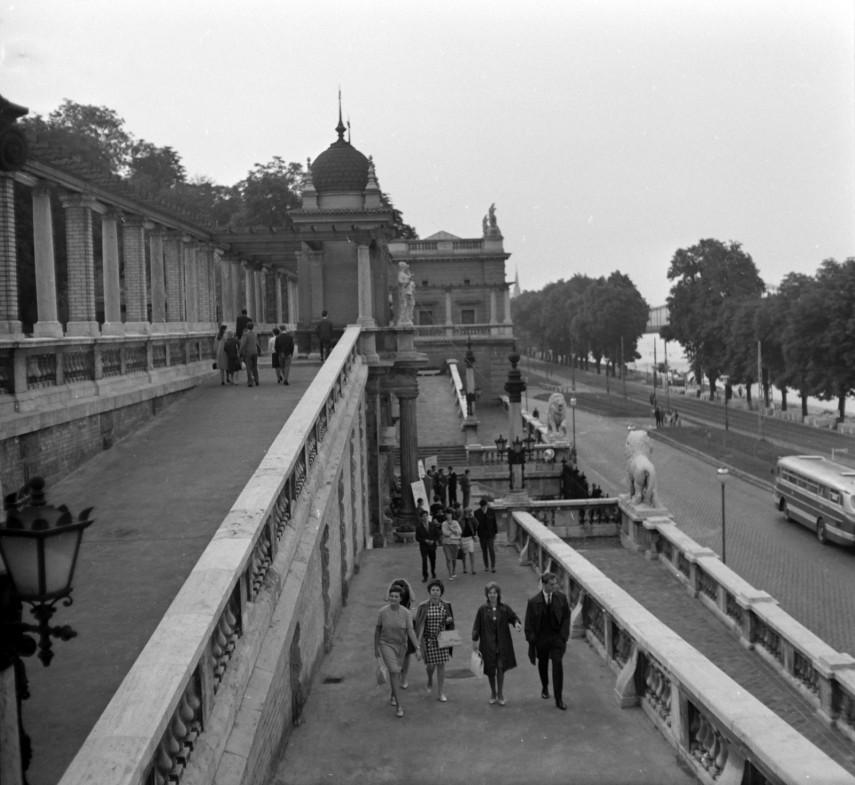 1963, Ybl Miklós tér, 1. kerület