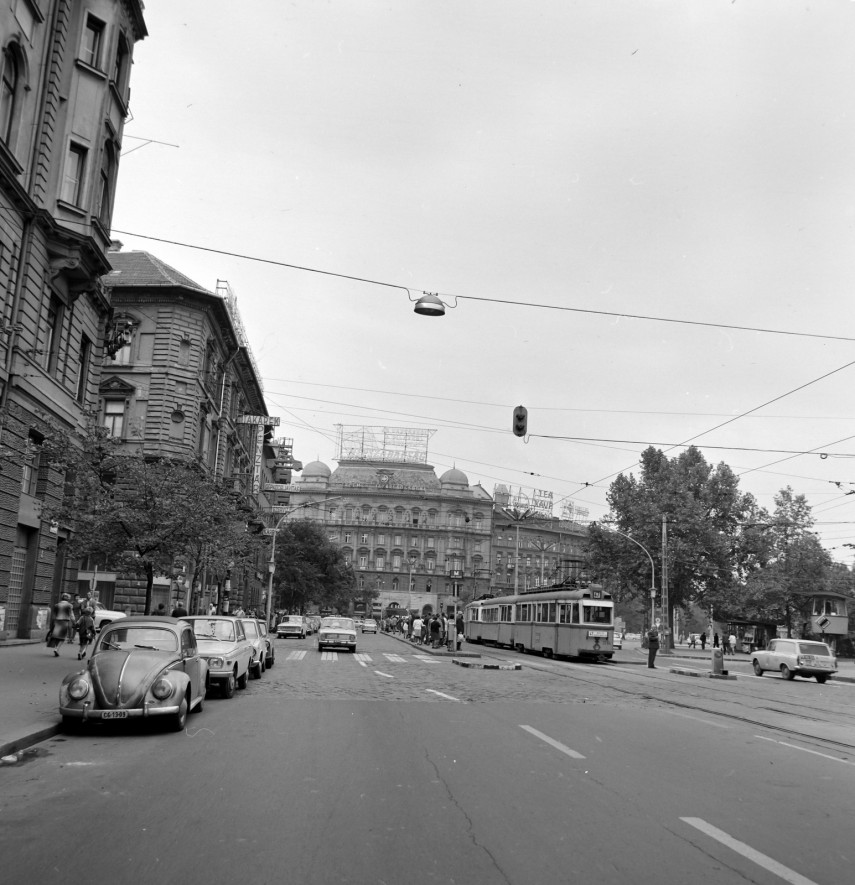 1976, Marx (Nyugati) tér, 5. és 13. kerület