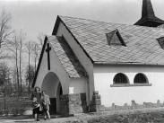 1943, Nagykovácsi, Tisza István-liget (1950-től Adyliget), 2. kerület
