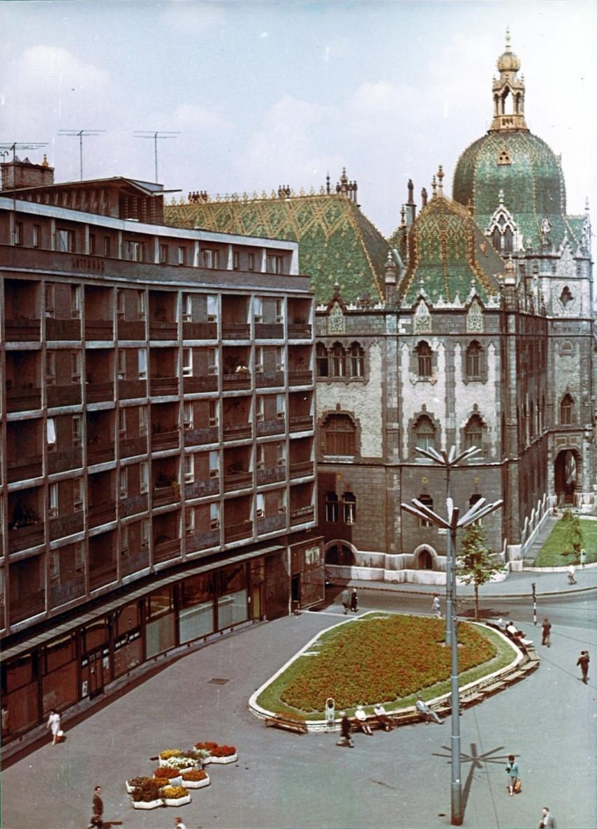 1969, Üllői út, 9. kerület
